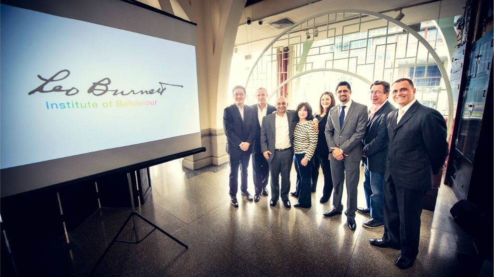 Leo Burnett Institute of Behaviour Launched