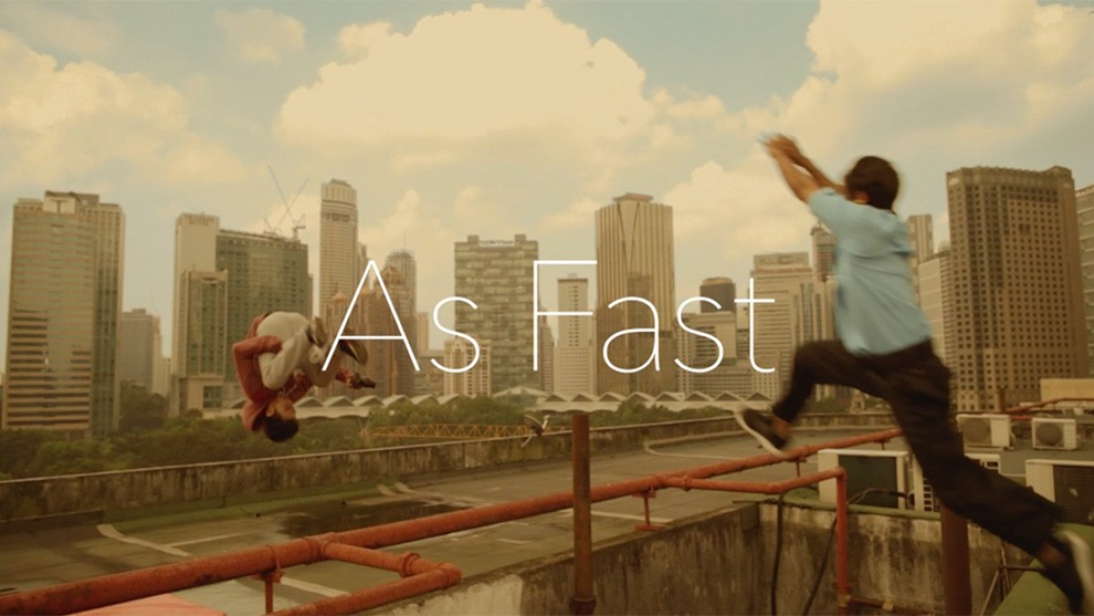 As Fast
